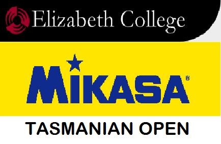 2015 Tas Open - coming up in March!